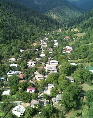 Timotesubani village, Borjomi district, Georgia.JPG