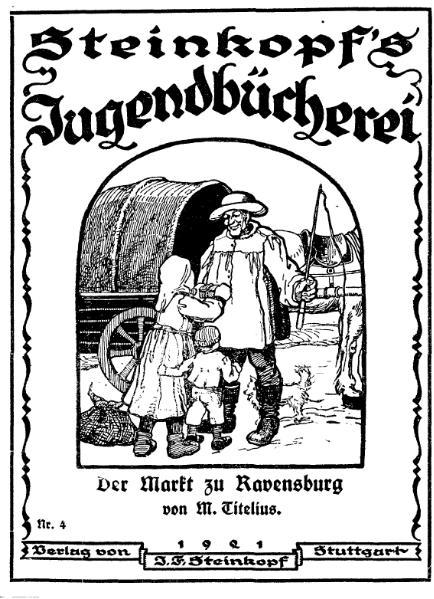 File:Titelius Der Markt zu Ravensburg.djvu