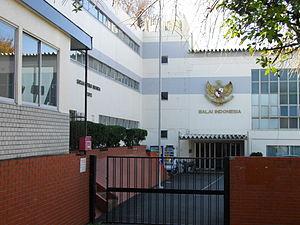 Indonesians in Japan - Sekolah Republik Indonesia Tokyo