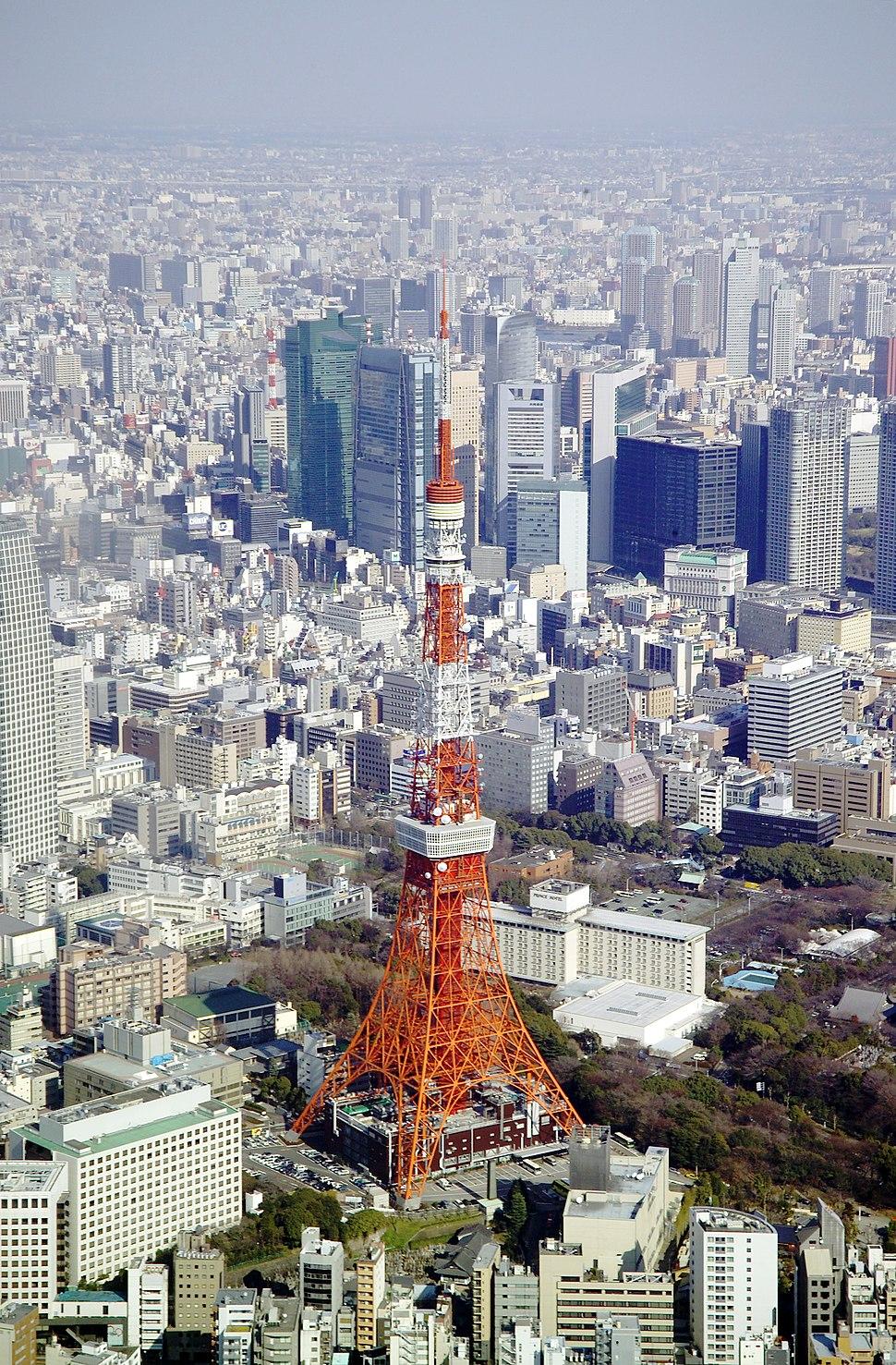 Tokyo Tower M4854