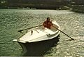 Tom McClean - Sea Trials - Mallaig, 1985.jpg