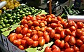 Tomatoes and Limes at a Farmers Market.jpg