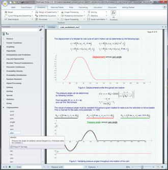 Mathcad - Image: Top right Prime screengrab