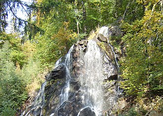 Radau - Radau Waterfall