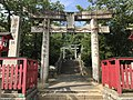 Torii of Suga Shrine in Munakata, Fukuoka 2.jpg