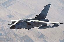 Tornado IDS del 6º Stormo in Afghanistan nel 2008