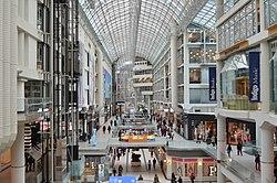 Toronto Eaton Centre Wikipedia