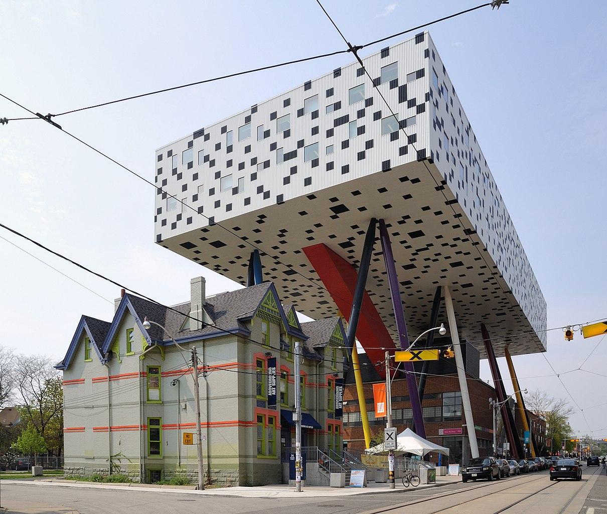 File Toronto On Ontario College Of Art Amp Design2 Jpg
