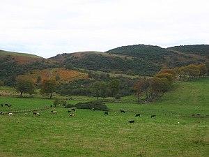 Torphichen - Image: Torphichen Hills
