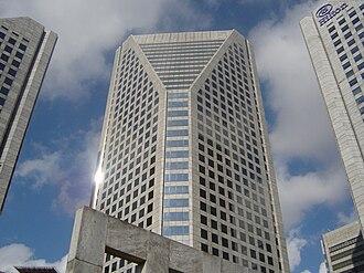 Centro Empresarial Nações Unidas - Image: Torre Norte
