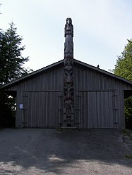 Totem pole in Prince Rupert, British Columbia.jpg
