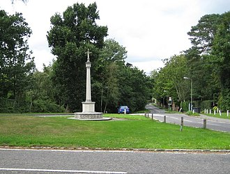 Totteridge - Totteridge War Memorial
