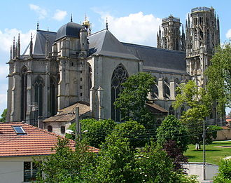 Toul - Toul Cathedral