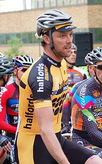 Rob Hayles British former cyclist
