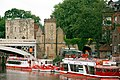 Tour boats on the River Ouse.jpg
