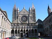 La Catedral de Tournai