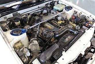 Toyota G engine - Image: Toyota 1G GEU