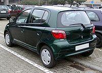 Naprawa Toyota Yaris Warszawa