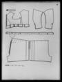 Tröja av svart sidenrips (chusian, tussian) - Livrustkammaren - 68723.tif