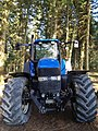 Tracteur New Holland TM190 dans la forêt (août 2018) - 2.jpg