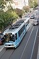 Tram 113 in Holtegata in Oslo.jpg
