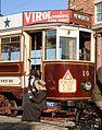 Tram No. 10, Beamish Museum, 3 November 2006.jpg