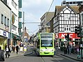 Tram in Church Street, Croydon - geograph.org.uk - 1238546.jpg