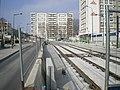 Travaux T8 - Epinaysur-Seine - Mars 2013 - entre Epinay-Orgemenont et Epinay-RER.JPG