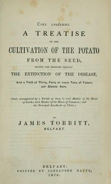 Treatise on Cultivation of the Potato.djvu