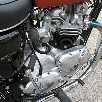 Triumph Bonneville T120 Wikiwand