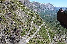 Trollstigvegen Wikipedia