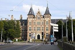 Tropen Hotel Amsterdam Check In