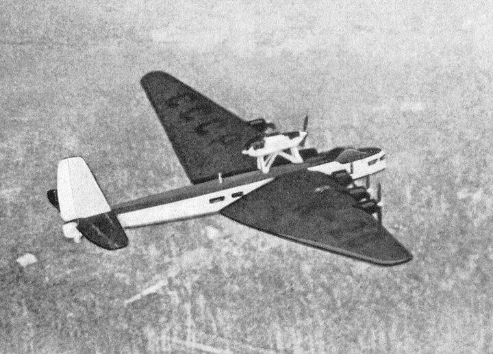 Tupolev Ant-20 Maxim Gorkii