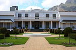 Architectural style: CAPE DUTCH. Type of site: Government House Current use: Residential.