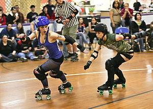 Roller Derby Wikipedia The Free Encyclopedia