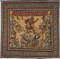 Two Putti Trying To Stop a Monkey Abducting a Child from a set of the Giochi di Putti MET DT3932.jpg