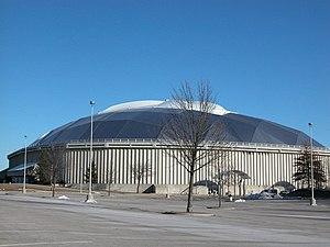 UNI-Dome - Image: UNI Dome