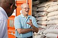 USAID Deputy Administrator Steinberg and Assistant Secretary Carson Review U.S. Food Aid in Djibouti.jpg