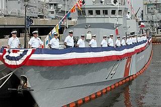 USS <i>Tornado</i>