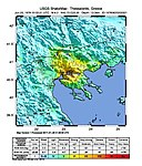 USGS Shakemap - 1978 Thessaloniki earthquake.jpg