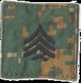 USMC Sgt rank, MARPAT woodland.png