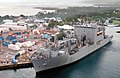 USNS Richard E. Byrd sits pierside in Upolu Samoa.jpg