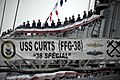 USS Curts is decommissioned in San Diego. (8427153736).jpg