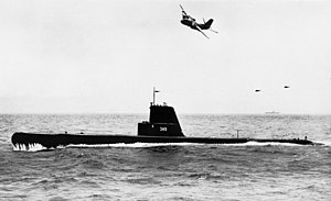 USS Diodon (SS-349) underway in 1962.jpg