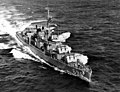 USS English (DD-696) underway in October 1962.jpg