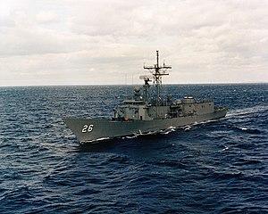 USS Gallery (FFG-26) - Image: USS Gallery FFG 26