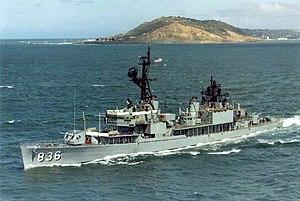 USS George K. MacKenzie