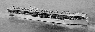 USS Langley (CV-1) - Image: USS Langley (CV 1) underway in June 1927 (520809) (cropped)
