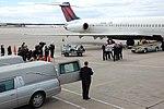 USS Monitor Sailors arrive at Washington Dulles International Airport. (8539052505).jpg