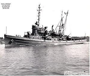 USS Munsee (ATF-107) - USS Munsee